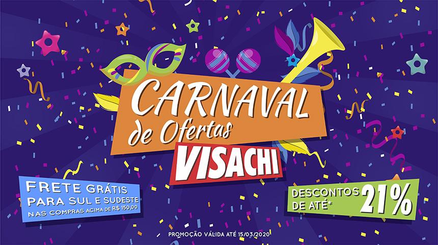 Carnaval de Ofertas Visachi