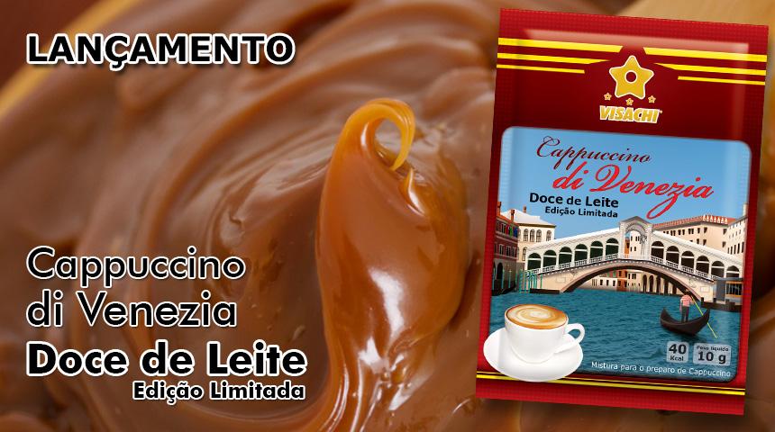 Cappuccino di Venezia Doce de Leite